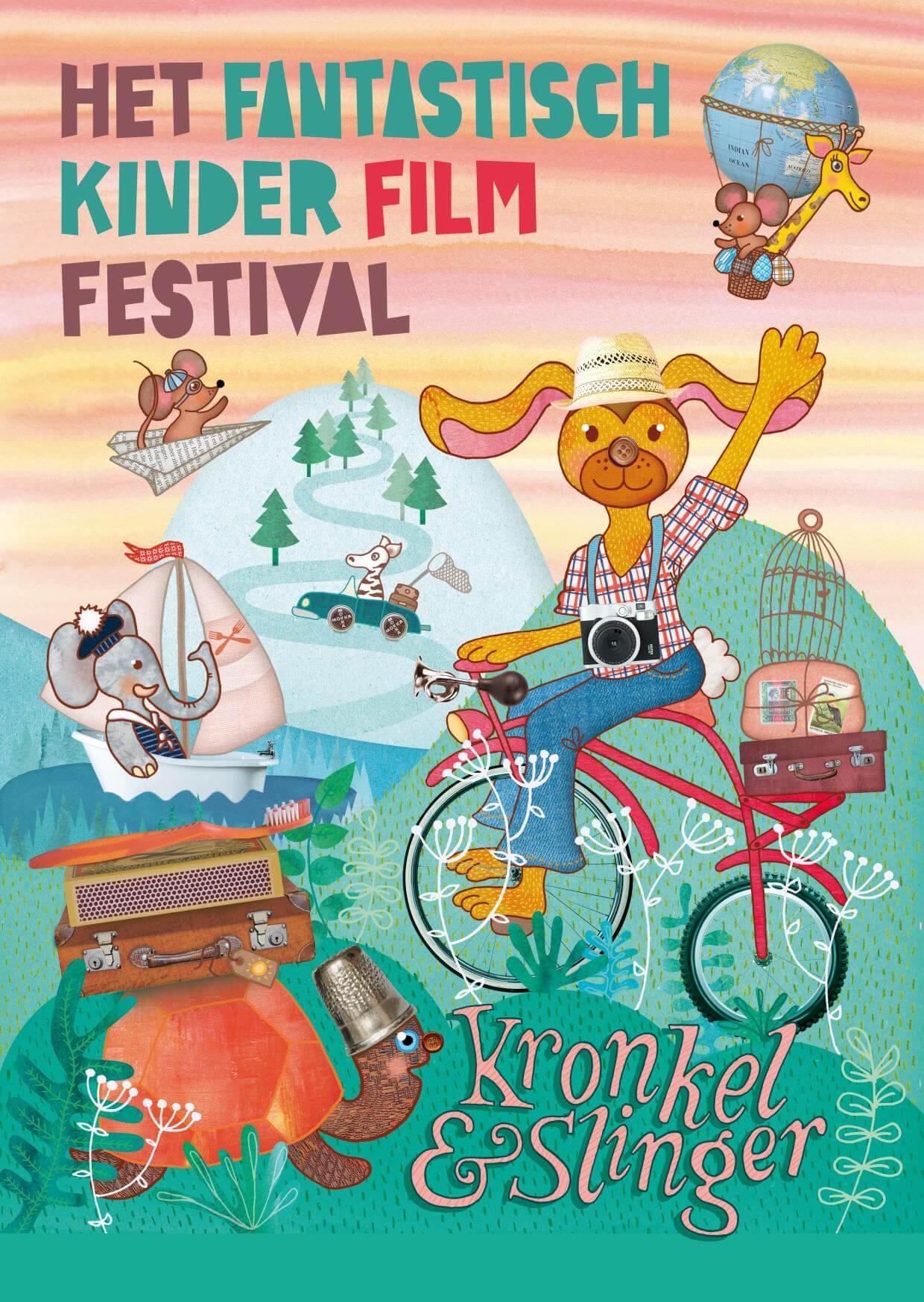 Fantastisch Kinderfilm Festival poster